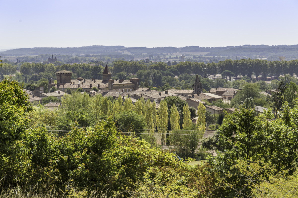 Village de Mézens