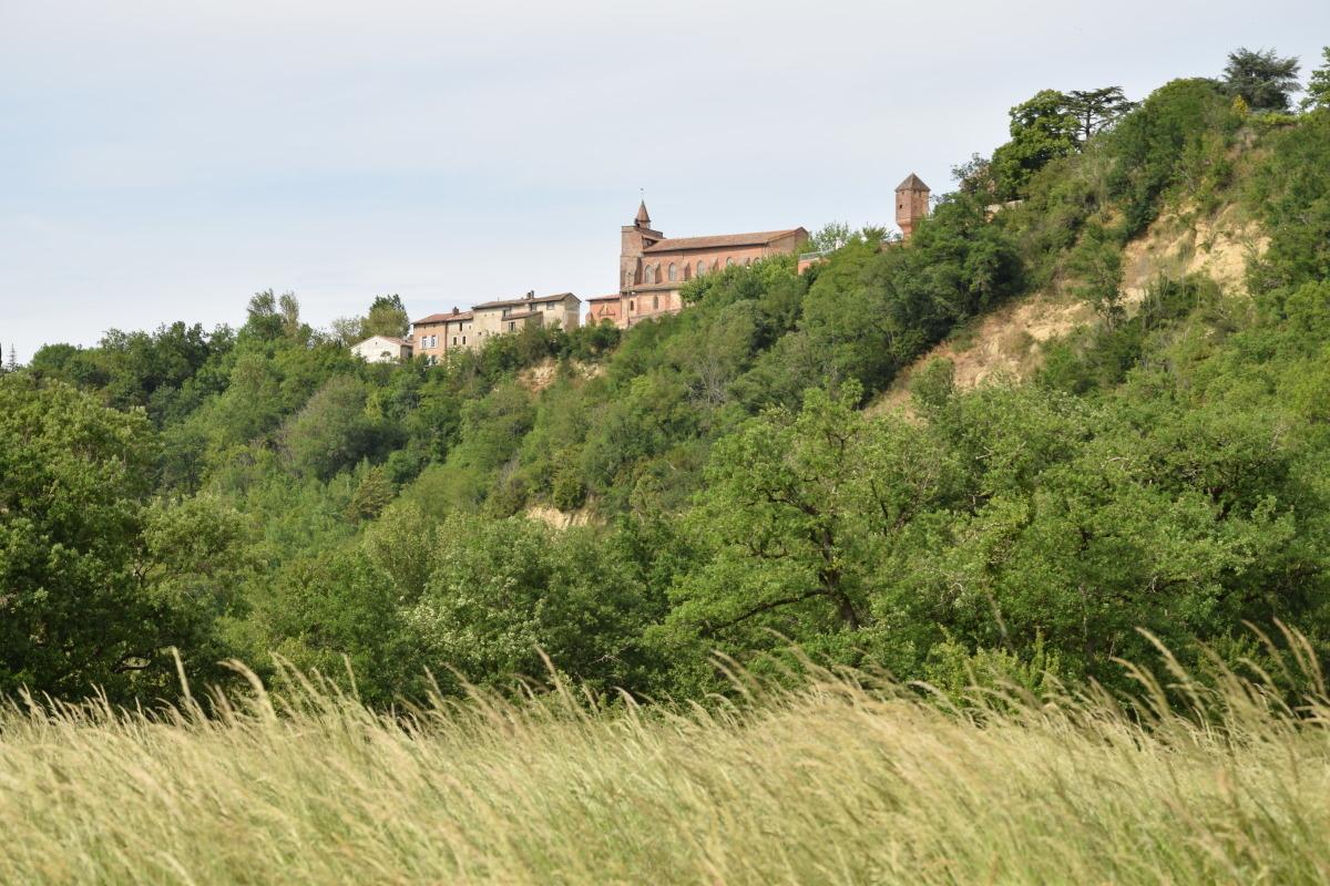 Village de Giroussens