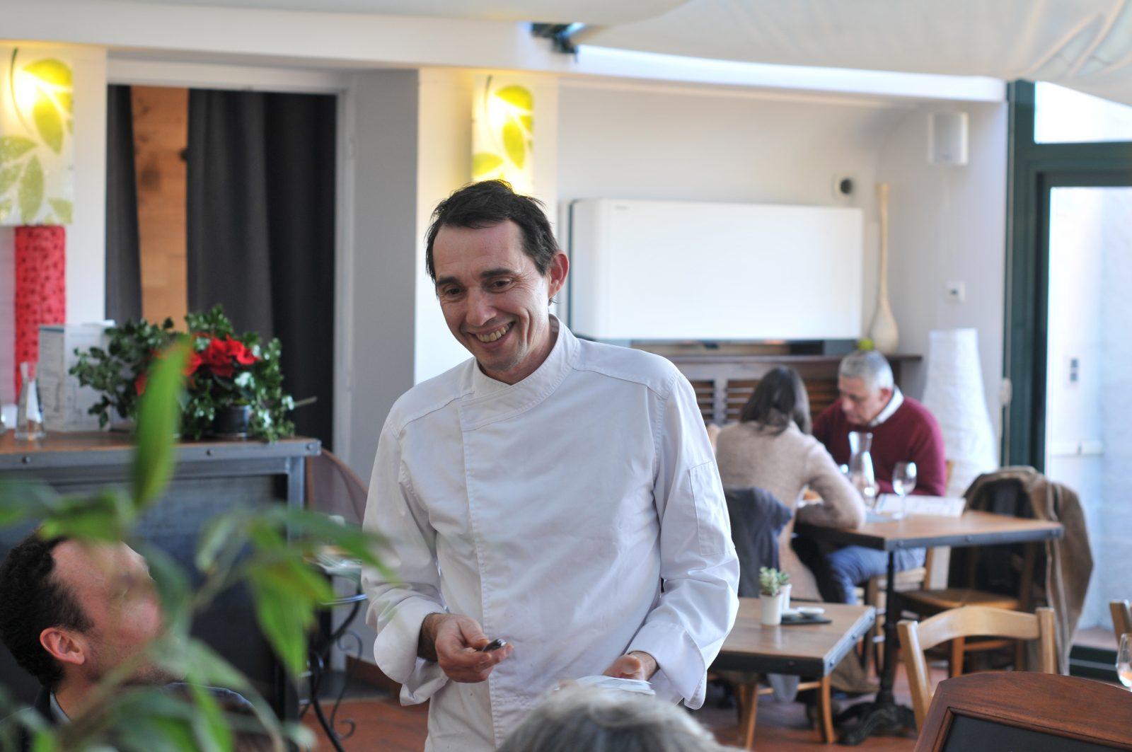 L'Échauguette restaurant Giroussens