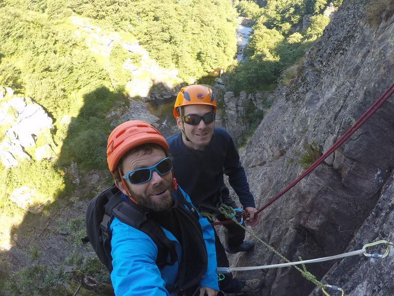 Vacances Tarnaises – Escalade Grande Voie en 3 longueurs