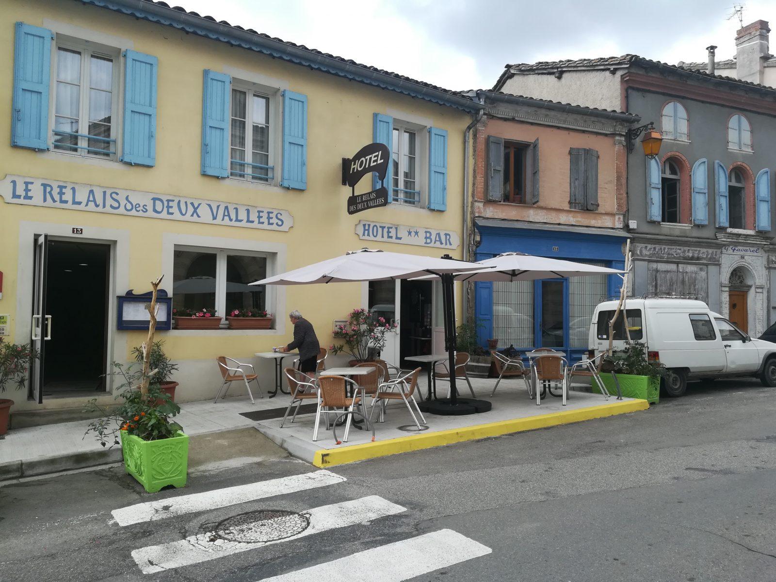 Restaurant Le relais des deux vallées