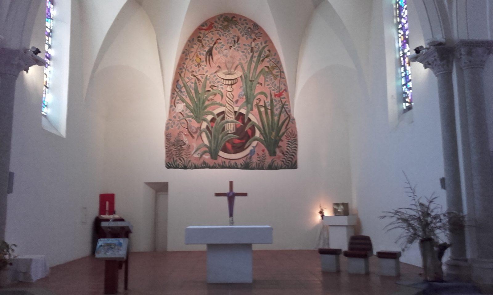 Eglise Massaguel