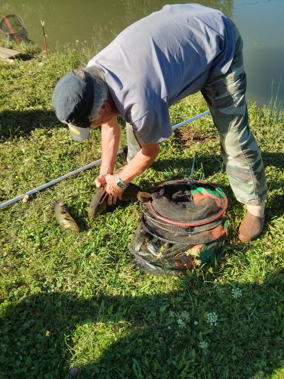 Vacances Tarnaises –  3 jours de Pêche en Famille