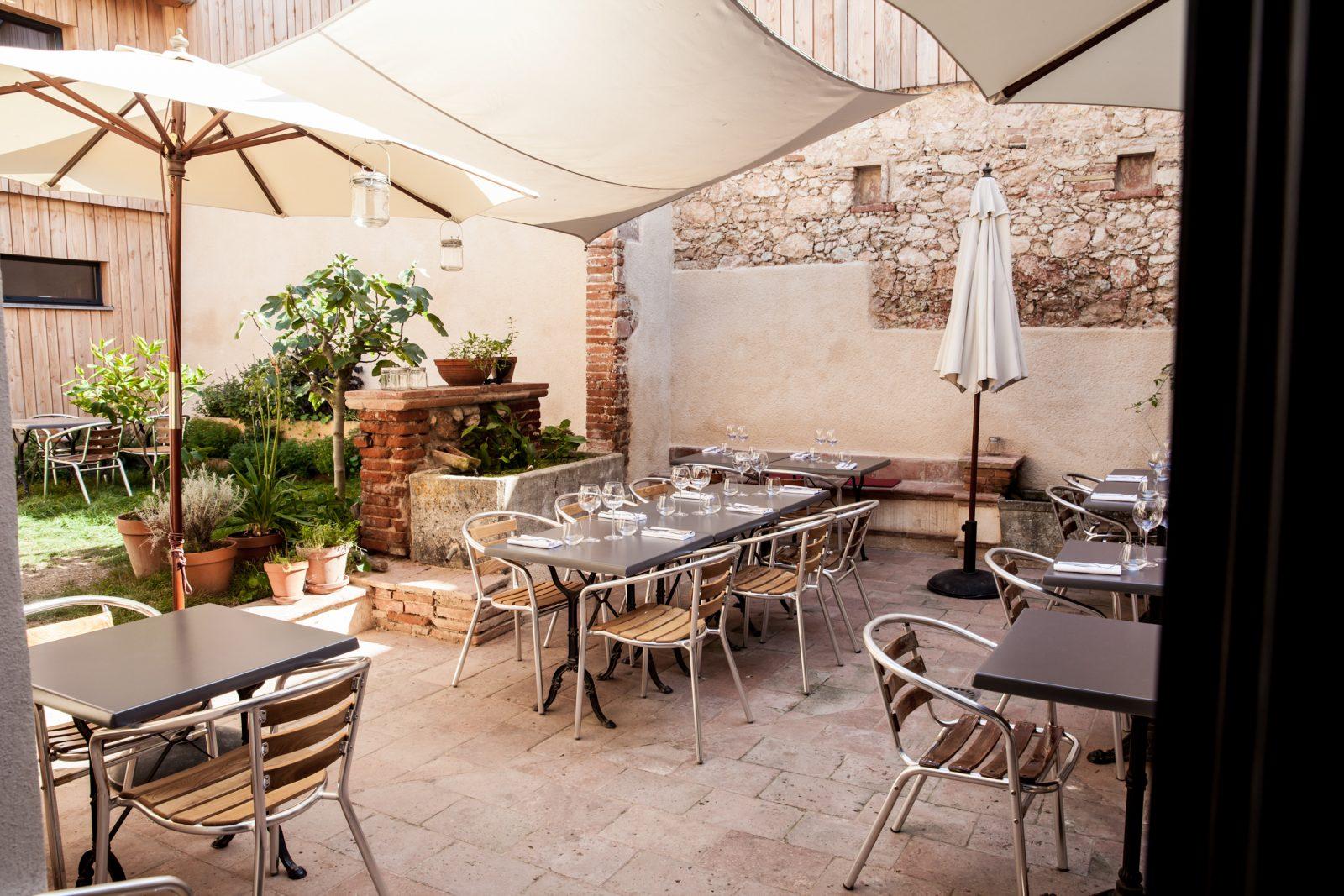 Restaurant L'Oeuf de Coq – Lavaur – Tarn