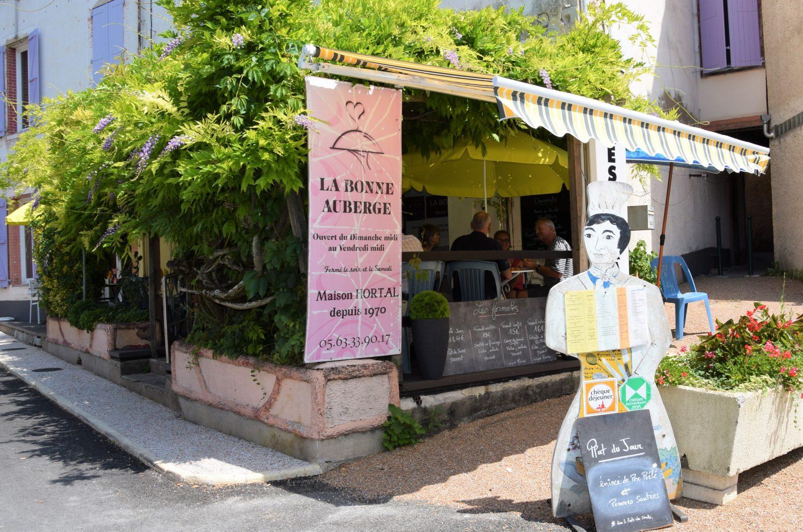 Restaurant La Bonne Auberge