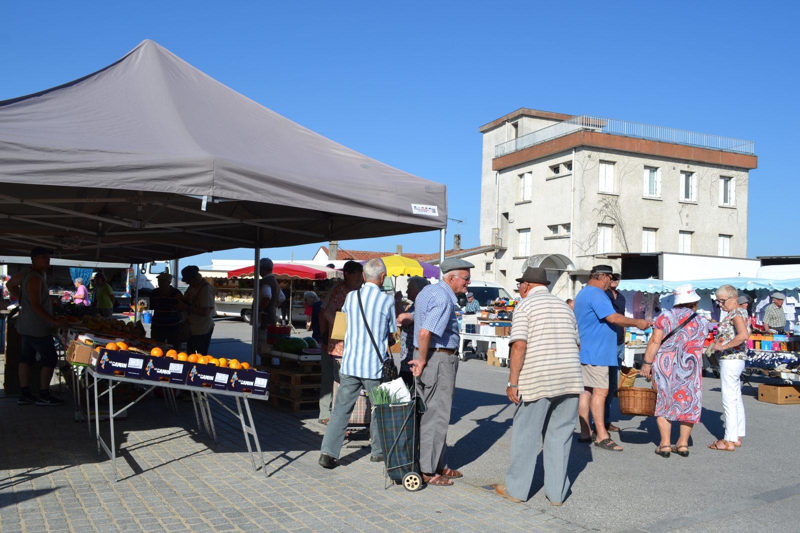 Marché Puylaurens