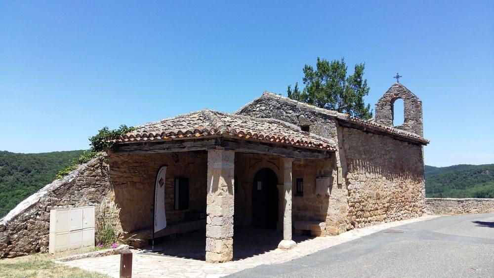 Ancienne Chapelle Saint-Roch Puycelsi