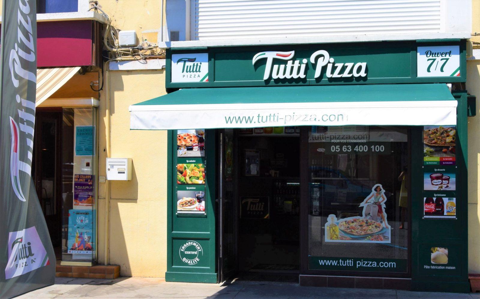Tutti Pizza à Rabastens