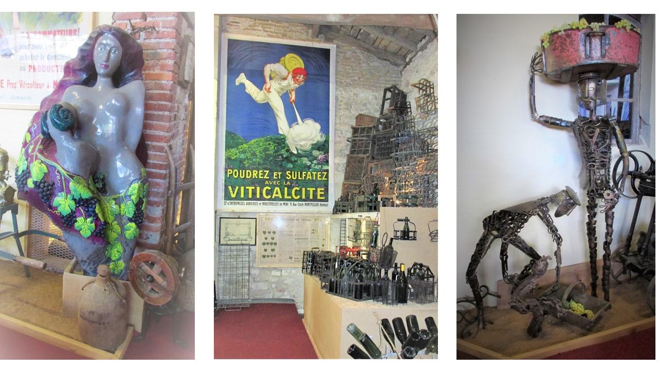 Musée inVINcible VIGNEron
