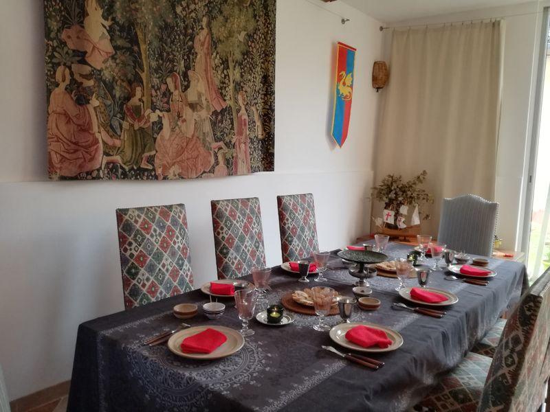 Maison des Délices-Table d'hôtes