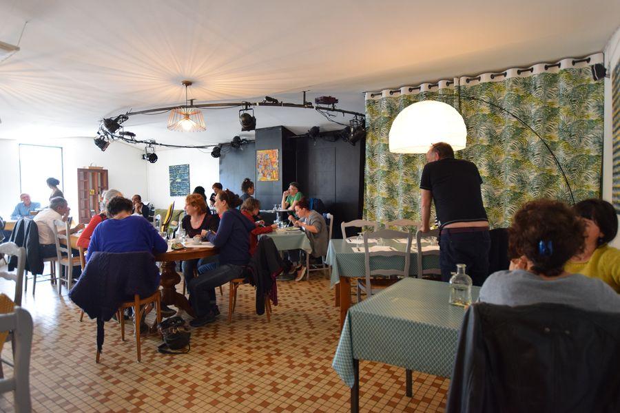 L'Hubert restaurant Graulhet