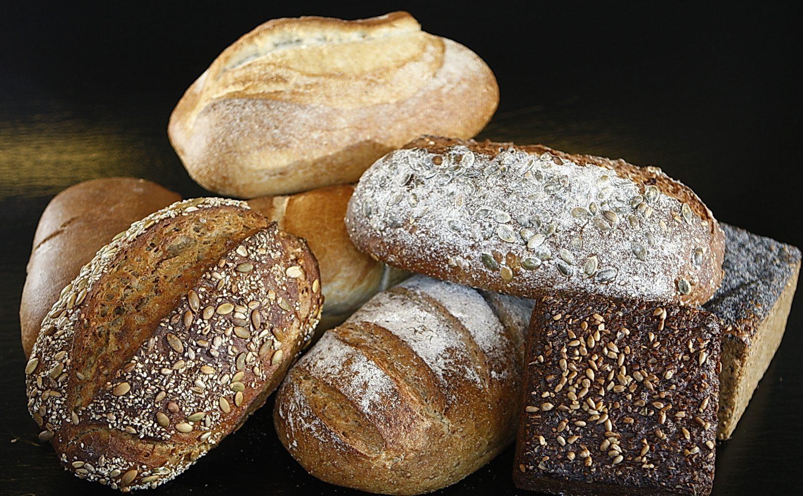 Pains et pains spéciaux