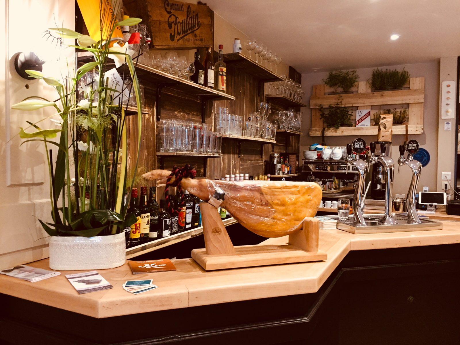 Restaurant Le Vieux Marché – Popotte & Canaille