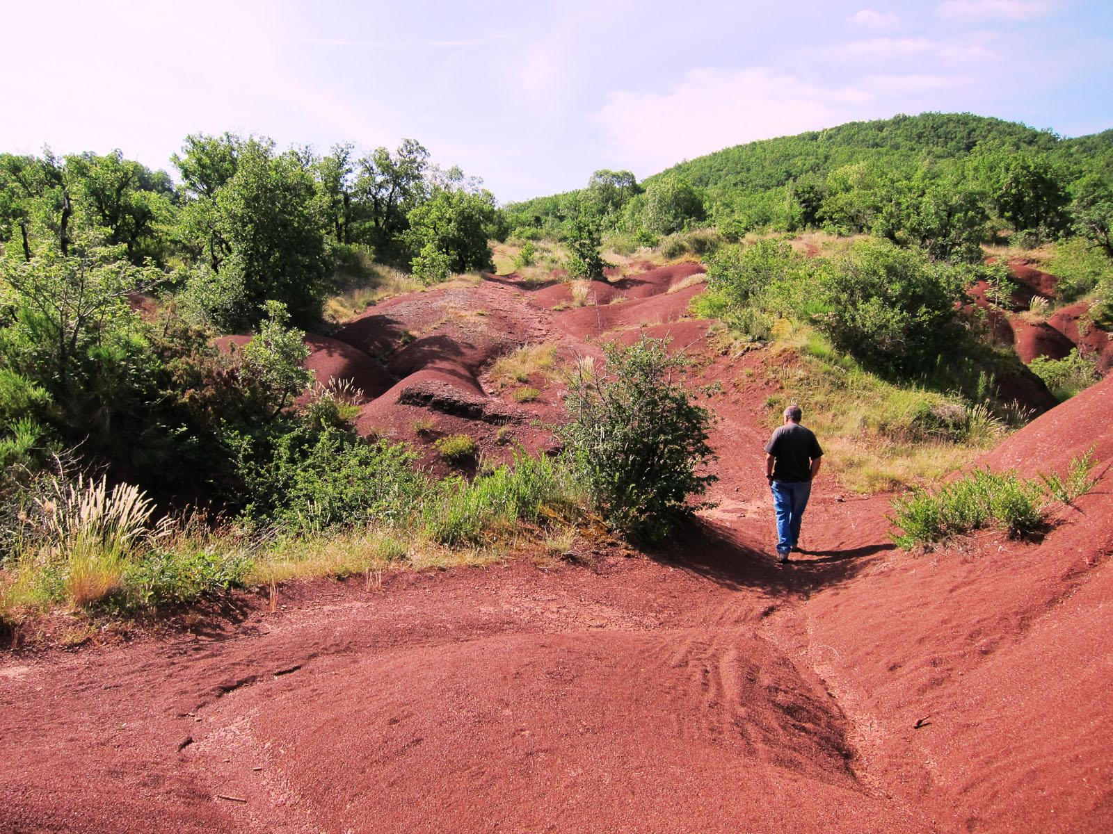 Vacances Tarnaises – Week-end Randonnée dans la Vallée de la Vère