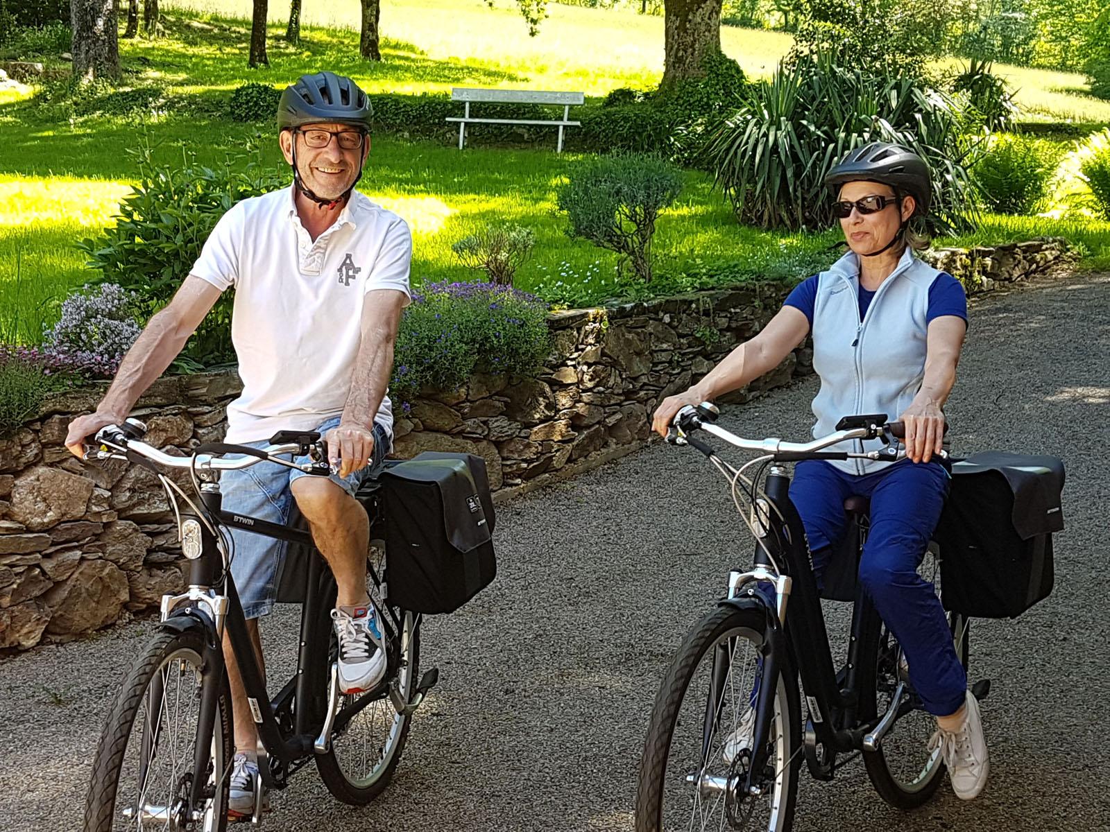 Vacances Tarnaises – Balades bucoliques à bicyclettes électriques