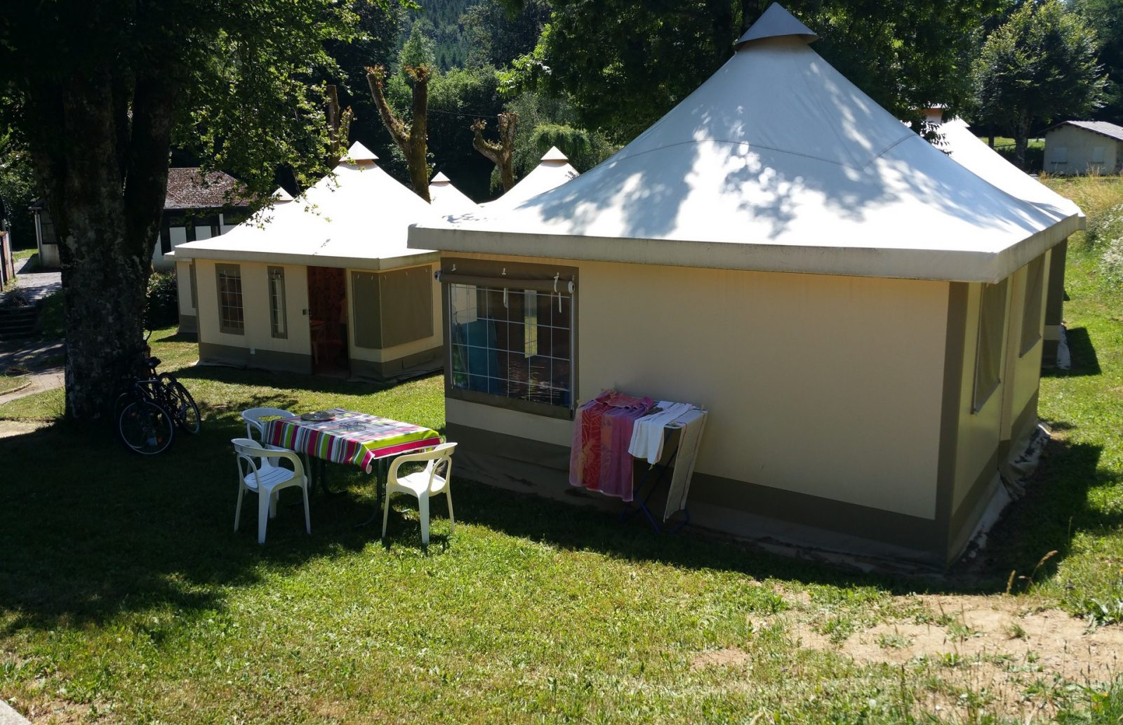 Camping VAT La Raviège