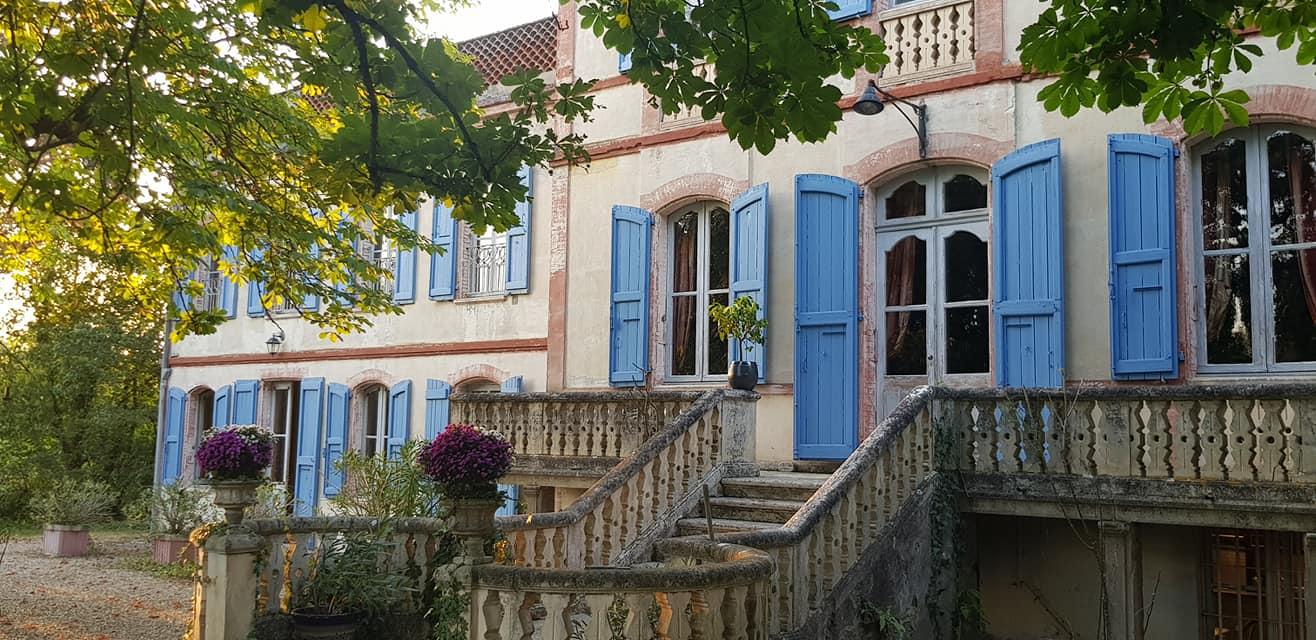 Chambres d'Hôtes au Manoir du Thouron