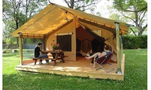 Camping Le Soleil des Bastides – Bungatoile