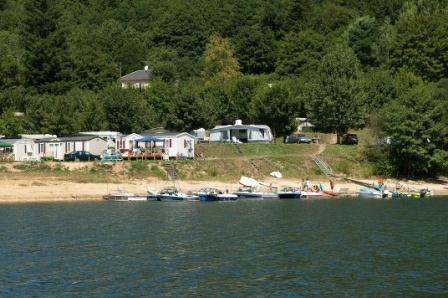 Camping Le Rouquie du Lac