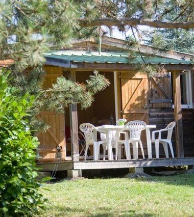 Parc Résidentiel de Loisirs Les Chalets Du Lac