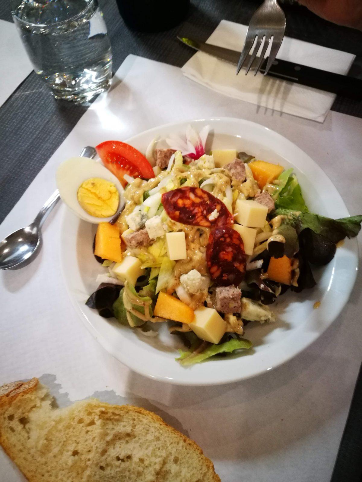 Chez Martine plat