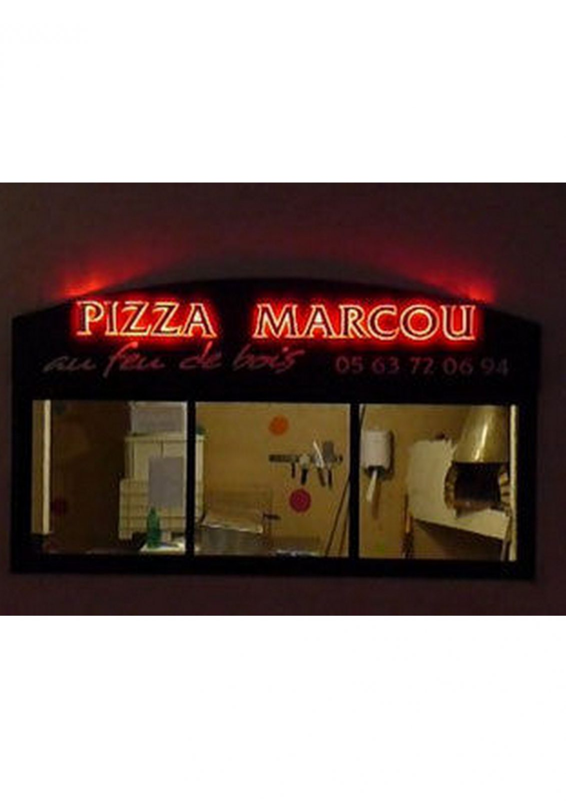 PIZZA MARCOU