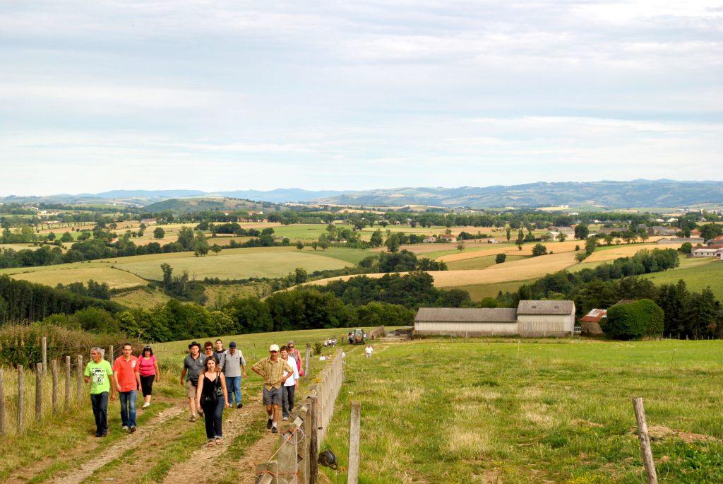 Vacances Tarnaises – Week-end à la Ferme et Aligot