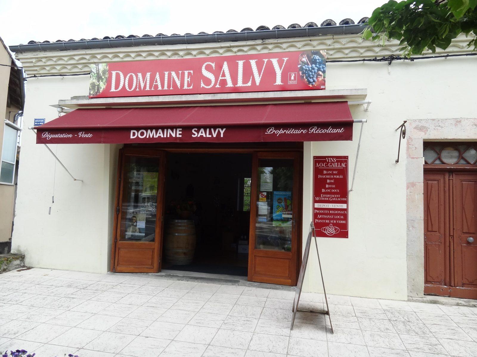 Domaine Salvy