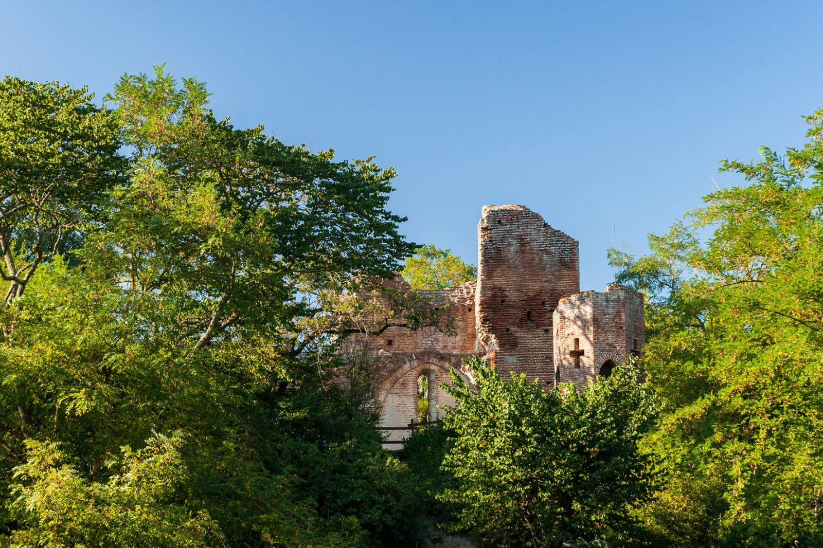 Château du Castela – aire de pique-nique – Saint-Sulpice – Tarn – 81