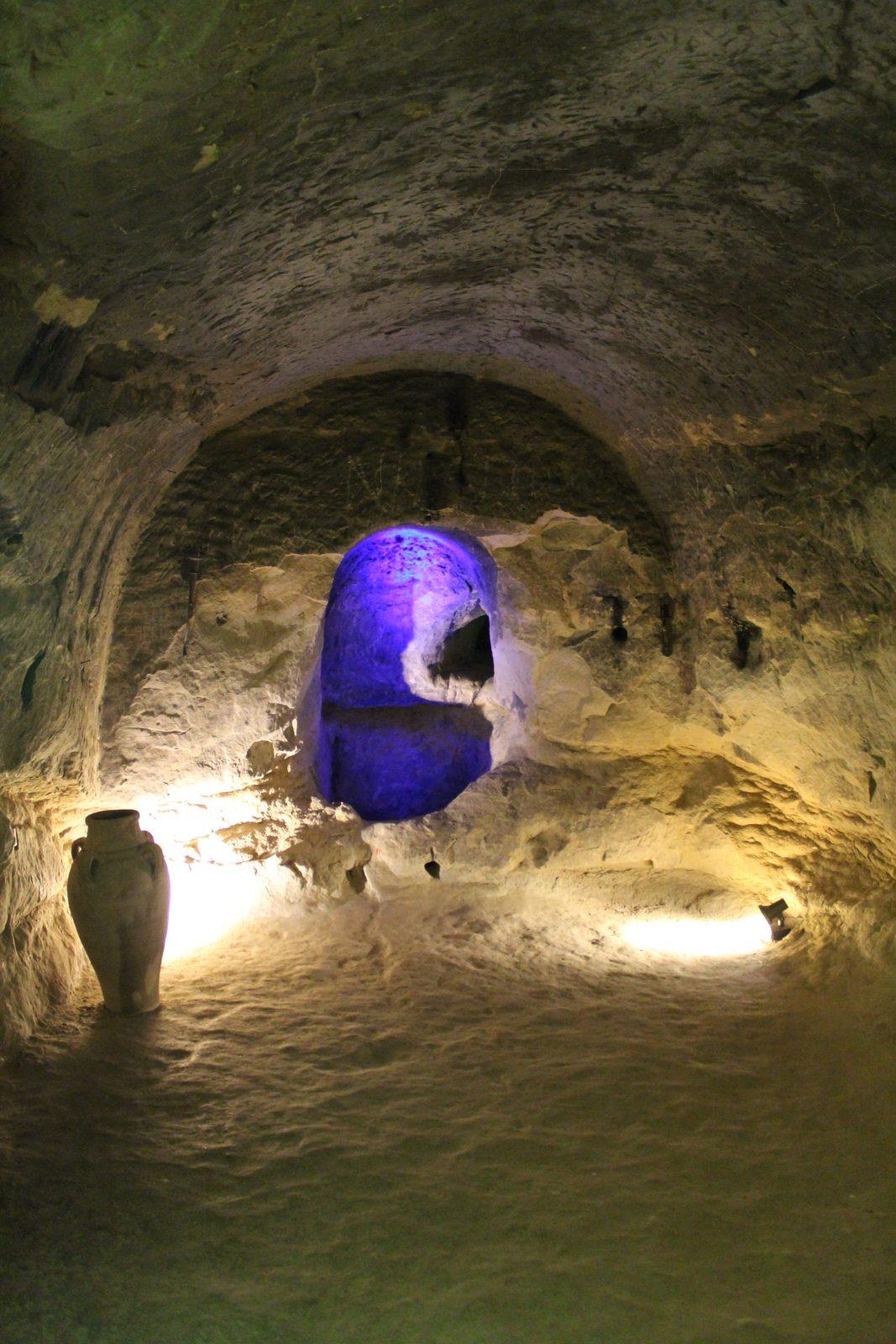 Souterrain médiéval du Castela- Saint-Sulpice-La-Pointe – Tarn – 81