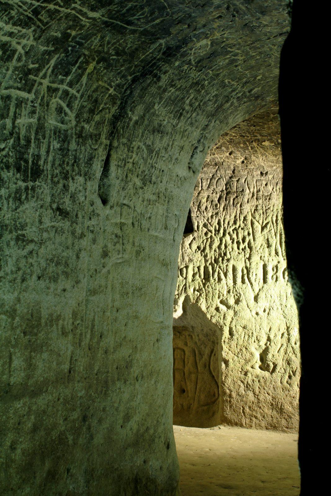 Souterrain du Castela – Saint-Sulpice – Pays de Cocagne – Tarn