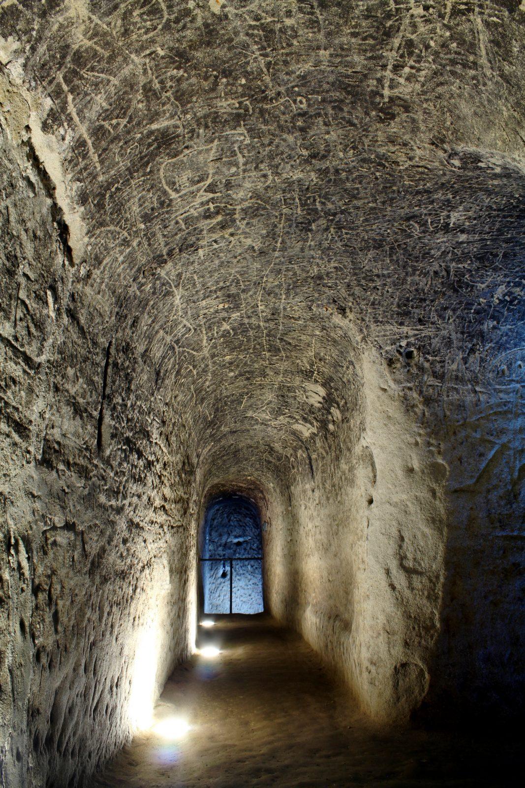 Souterrain du Castela – Saint-Sulpice – Pays de Cocagne – Tarn – 81