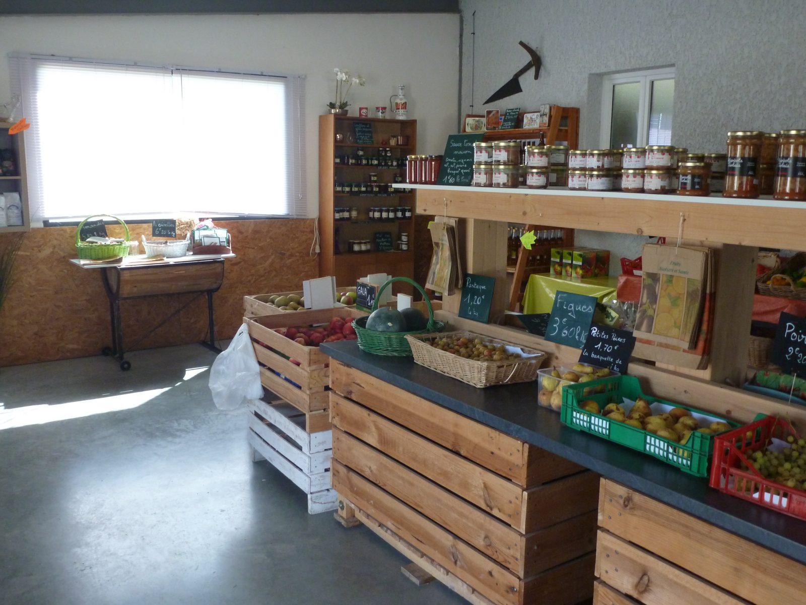 Producteur La Cueillette du Bosc – Ambres