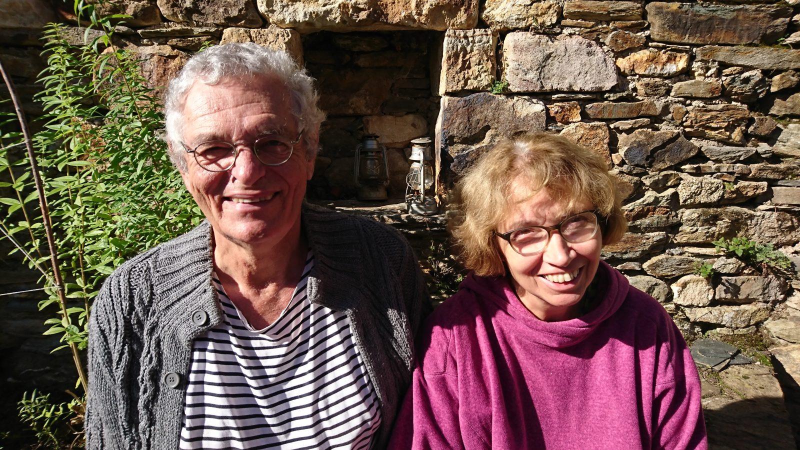 Peter et Claire-Lise