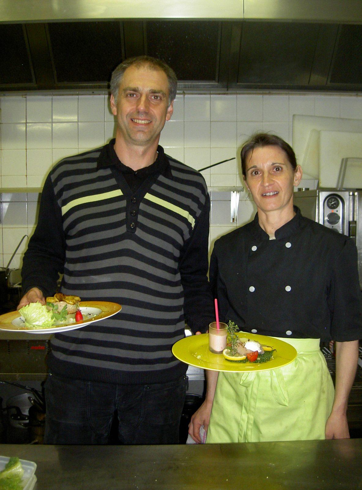 Pascal et Chantal