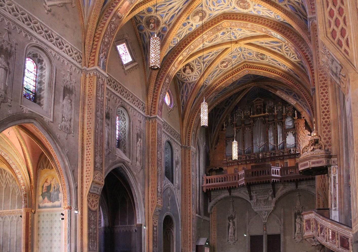 Cathédrale Saint-Alain – Lavaur – Tarn – 81