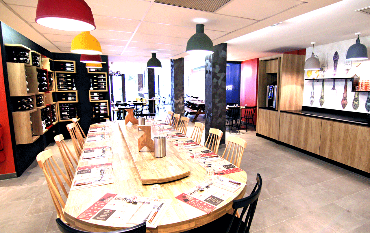 restaurant Albi Esprit Kokotte