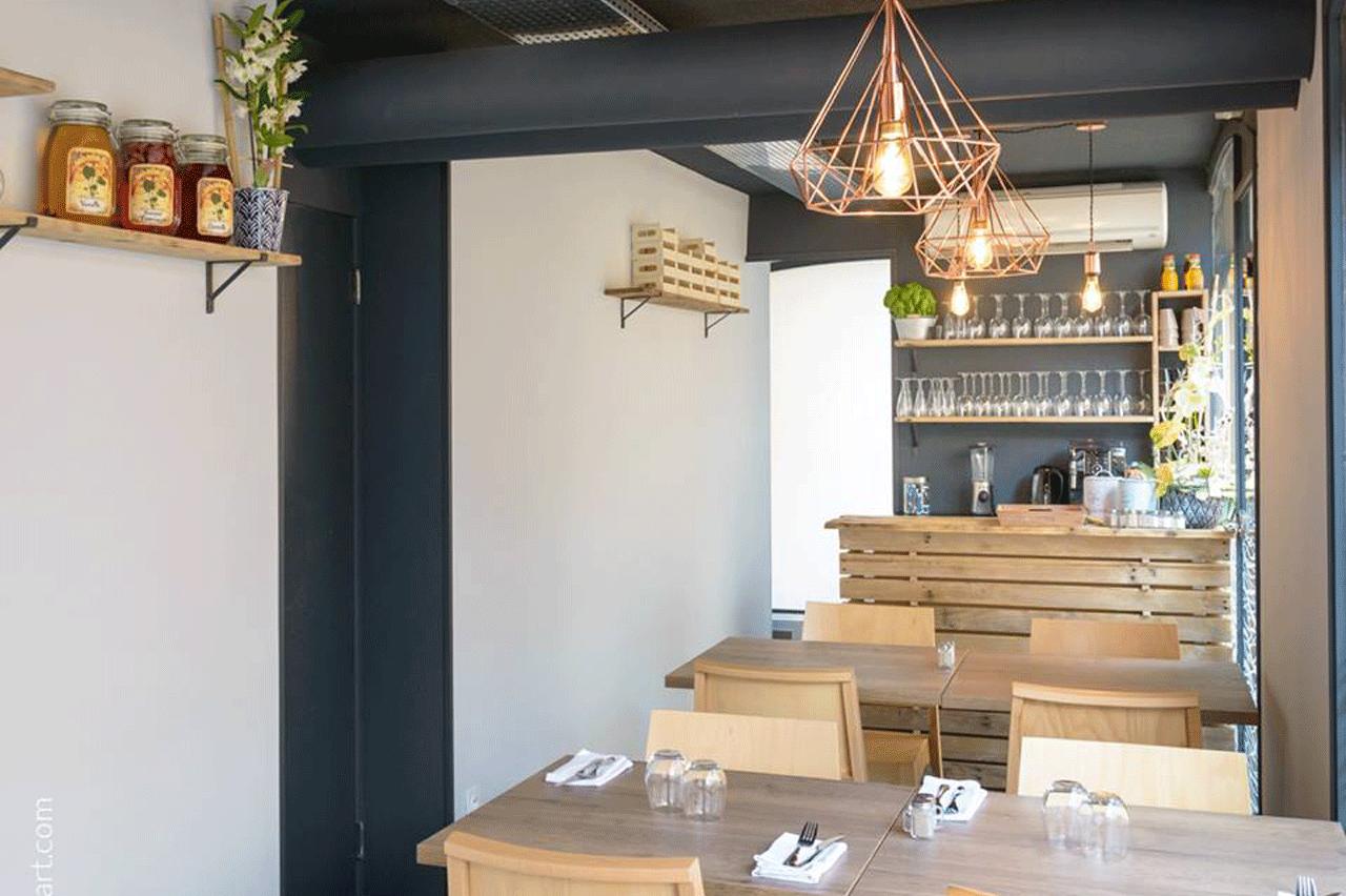 Le Tournesol – restaurant végétarien