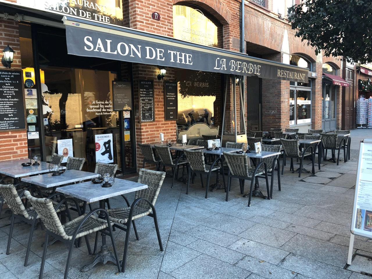 Restaurant Salon de Thé La Berbie-Albi