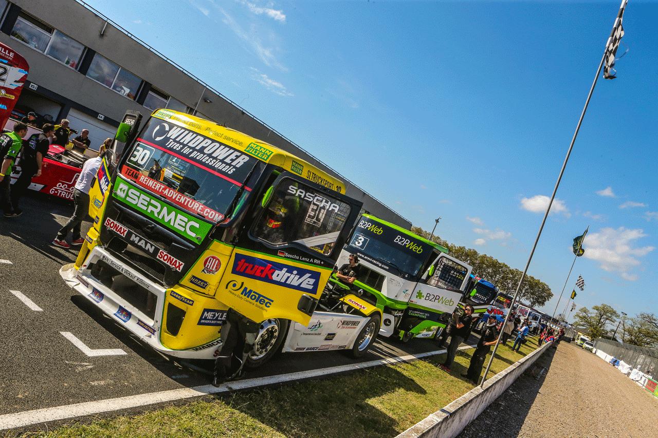 Circuit Albi Camion