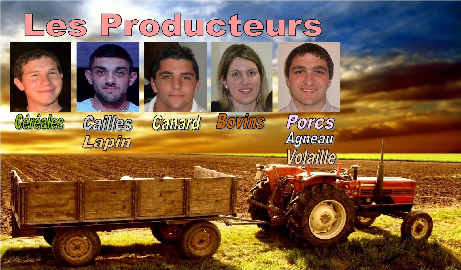 Producteur Les Folies Fermières – Garrigues