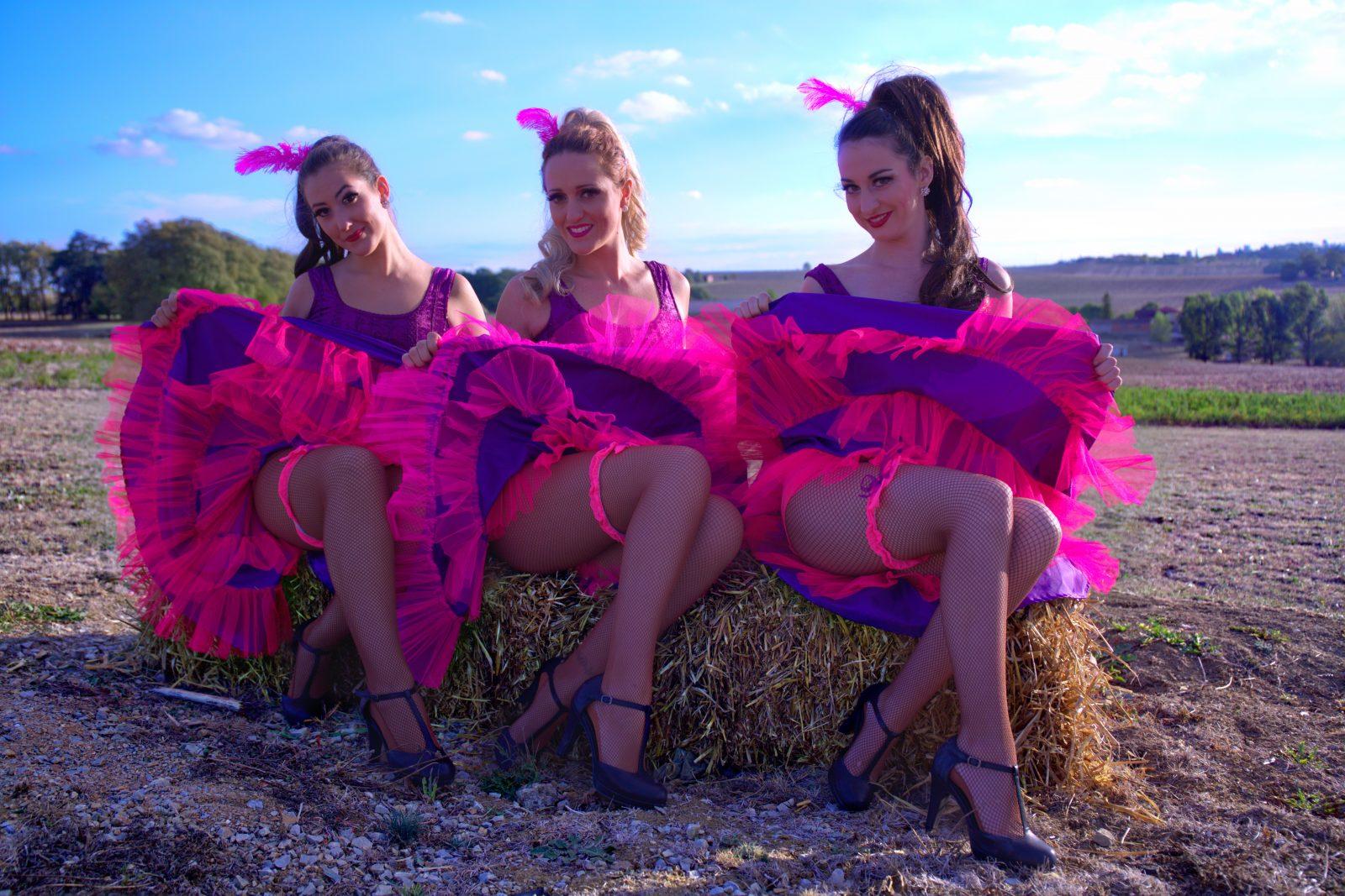 Cabaret à la Ferme – Les Folies Fermières – Garrigues