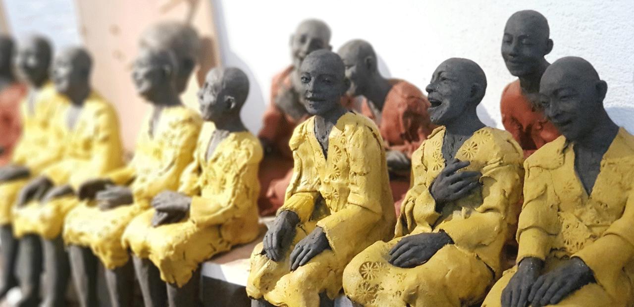 Albi Corinne Chauvet Sculpture