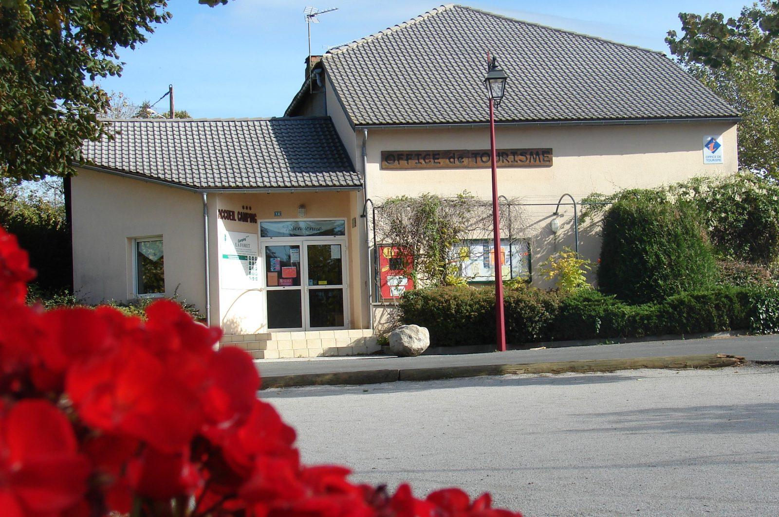 Bureau d'Information Touristique de Saint-Pierre de Trivisy