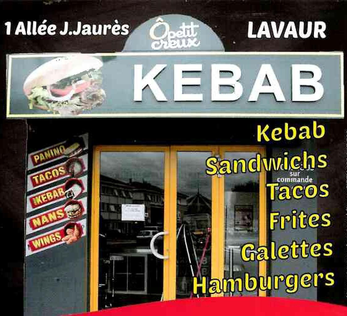 Kebab Ô petit creux – Lavaur