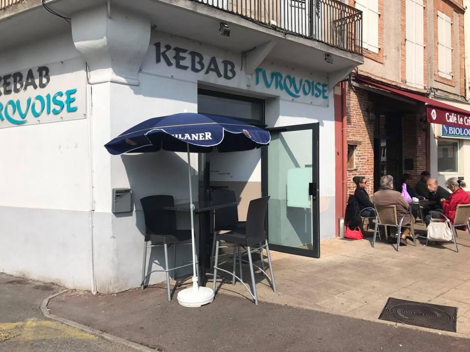 Kebab Turquoise