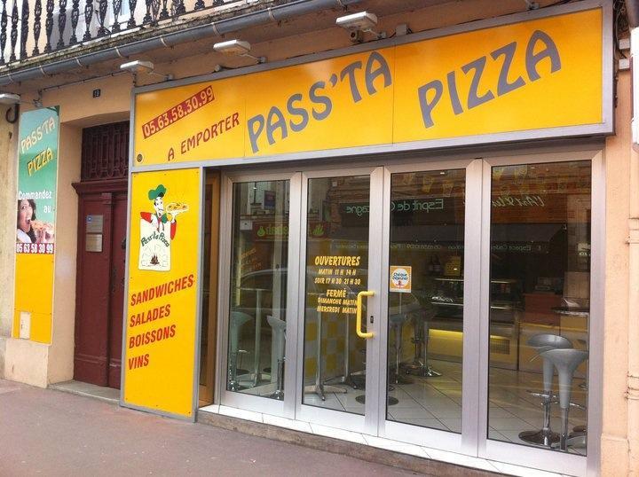 pizzeria pass'ta pizza lavaur