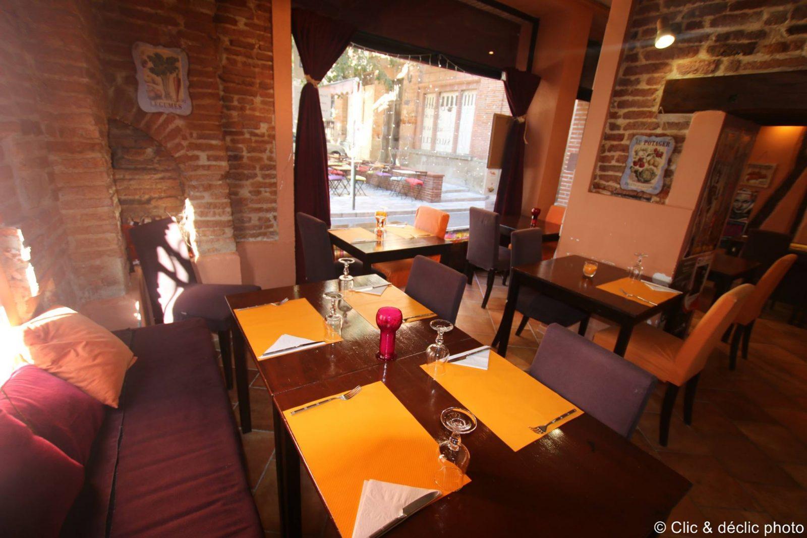 Restaurant – Salon de thé Ô Saveurs – Lavaur- Tarn