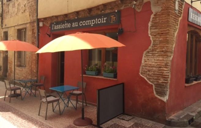 Restaurant L'Assiette Au Comptoir
