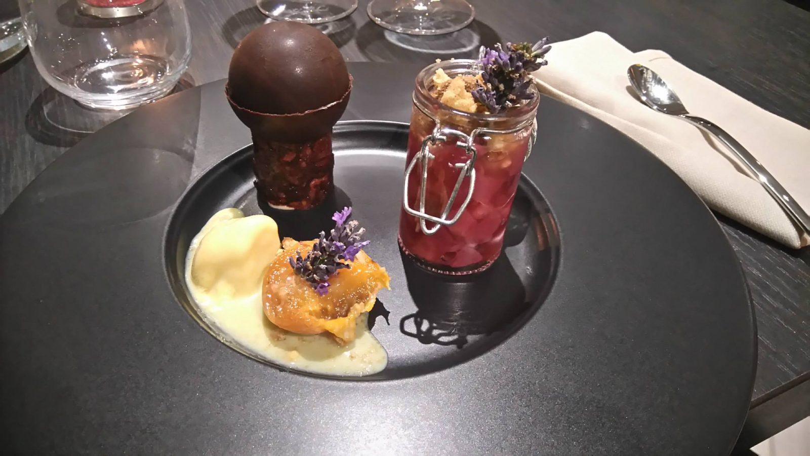 Restaurant gastronomique – Chez John – Ambres
